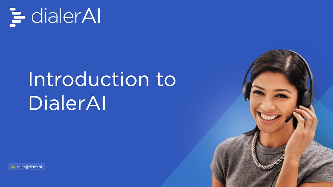 Introduction to DialerAI video